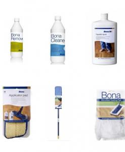 Bona csomag lakkozott felületekre